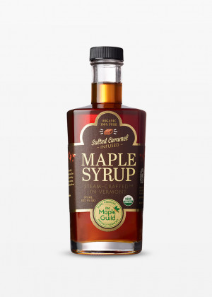Organic Salted Caramel Syrup