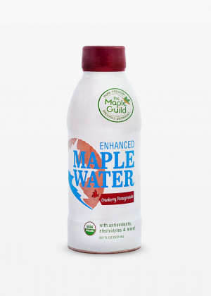 Enhanced Maple Water Cranberry Pomegranate