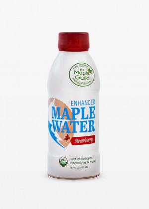 Enhanced Maple Water Strawberry